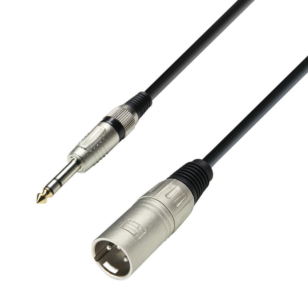 Cab709 6 3 Mm Jack Male Stereo